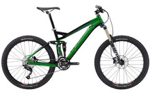 Felt MTB Compulsion Expert moto green/black